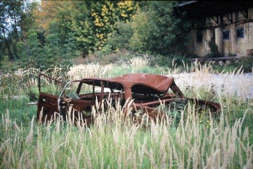 the car (after Stalker)
