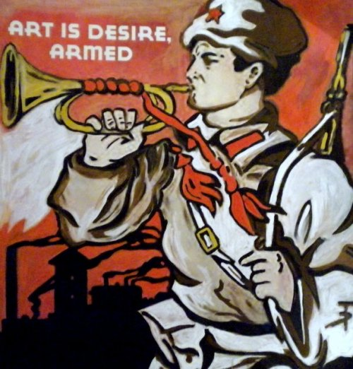 art  is desire