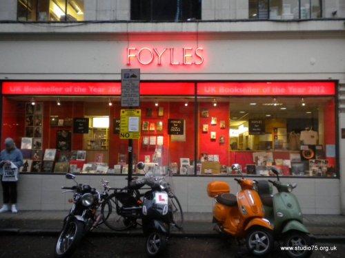 FOYLES FOR BOOKS