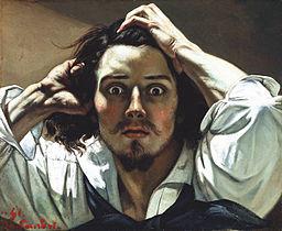 256px-Gustave_Courbet_-_Le_Désespéré_(1843)