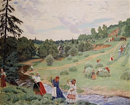 haymaking_1917