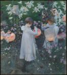 Carnation, Lily, Lily, Rose 1885-6 John Singer Sargent 1856-1925 Presented by the Trustees of the Chantrey Bequest 1887 http://www.tate.org.uk/art/work/N01615
