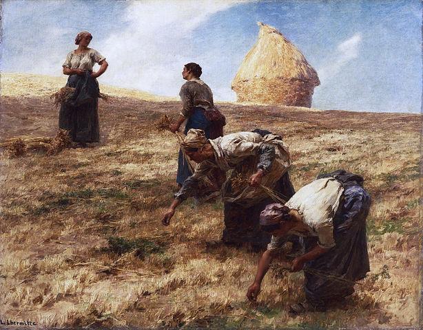 Lhermitte_-_Les_Glaneurs,_1887