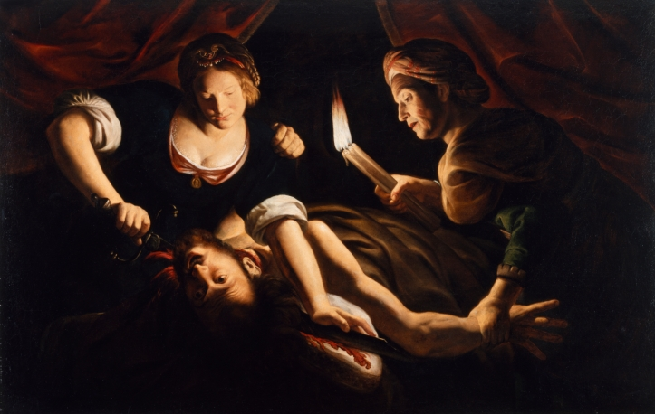 Trophime_Bigot_-_Judith_Cutting_Off_the_Head_of_Holofernes_-_Walters_37653