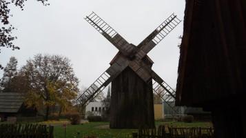 windmille, Ethnographic museum